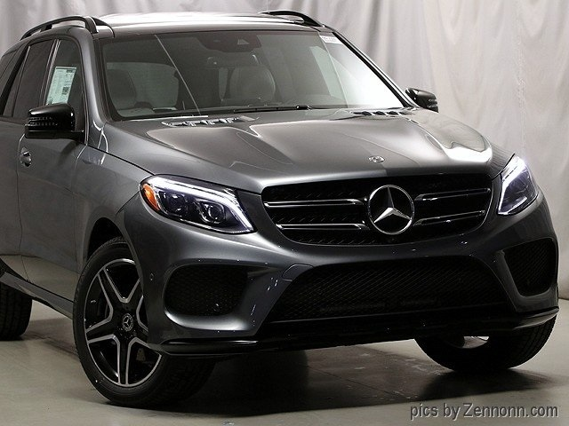 New 2018 mercedes benz gle gle 350 suv in northbrook 48 for Mercedes benz loyalty program