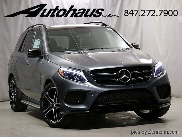New 2018 mercedes benz gle amg gle 43 suv suv in for Mercedes benz loyalty program