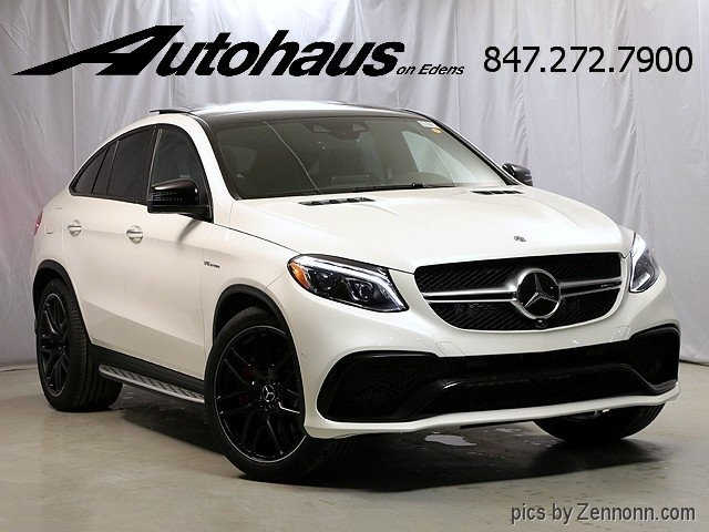 New 2019 Mercedes Benz Gle Amg 63 S Coupe