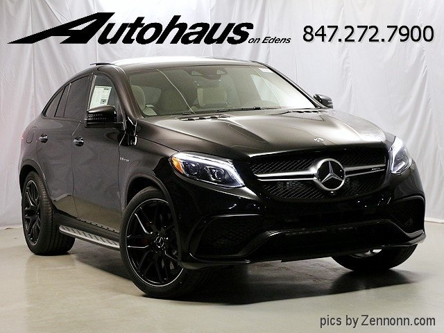 New 2019 Mercedes Benz Gle Amg Gle 63 S Coupe Coupe In Northbrook