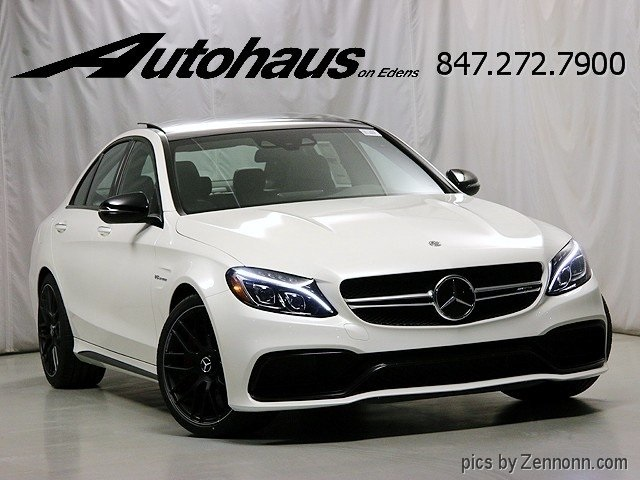 New 2018 mercedes benz c class c 63 s amg 4d sedan in for Mercedes benz loyalty program