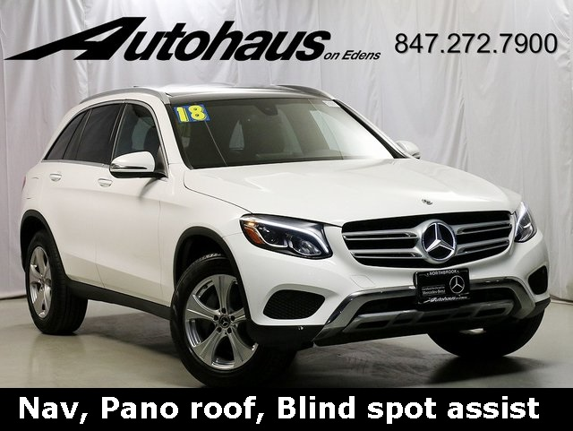 Used Mercedes Benz Glc Northbrook Il