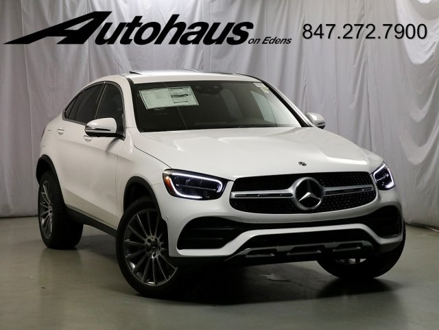 New 2020 Mercedes Benz Glc 300 Coupe 4matic Coupe