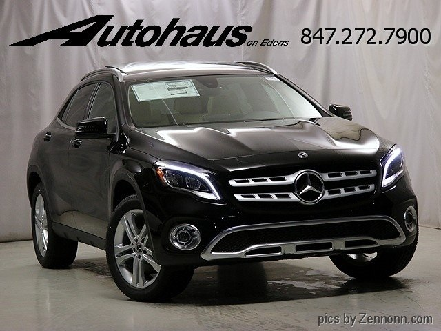 New 2018 mercedes benz gla gla 250 suv in northbrook 48 for Autohaus on edens mercedes benz