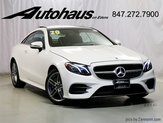 Certified Pre-Owned 2020 Mercedes-Benz E-Class E 450