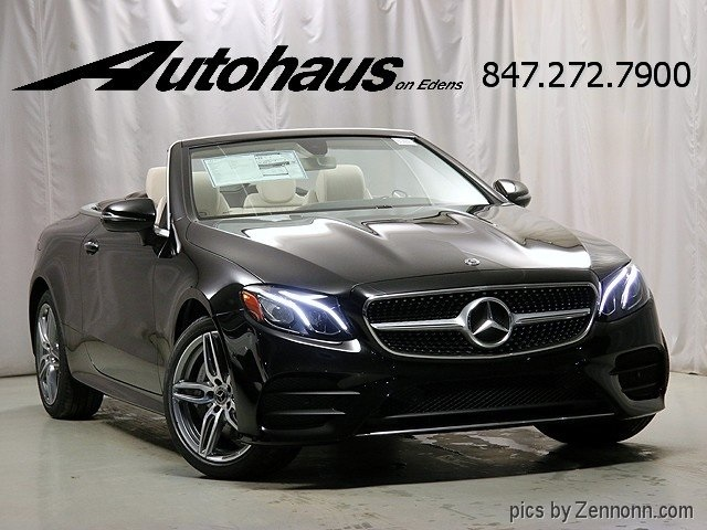 New 2018 mercedes benz e class e 400 sport cabriolet in for Mercedes benz loyalty program