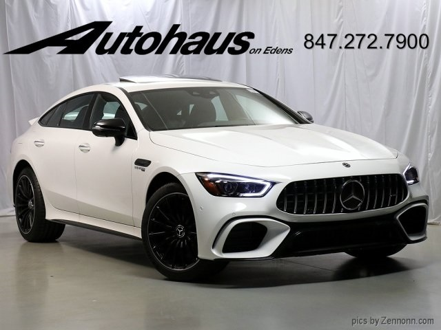 New 2019 Mercedes-Benz GT AMG® GT 63 4MATIC®