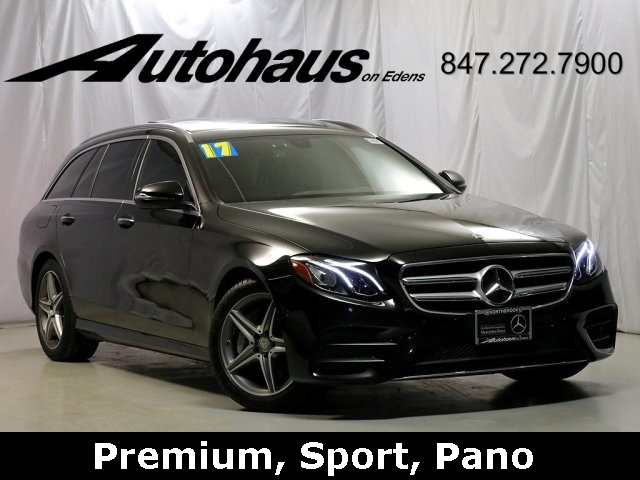Certified Pre-Owned 2017 Mercedes-Benz E-Class E 400