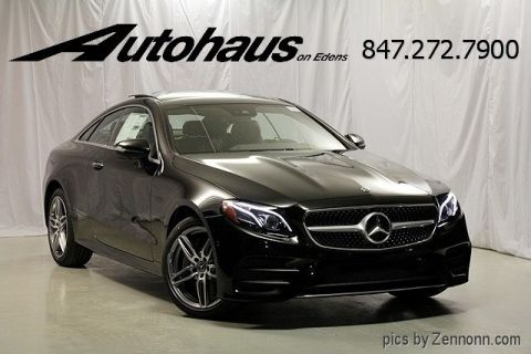 new mercedes-benz e-class coupe for sale in northbrook | autohaus on
